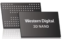3D NAND from WD