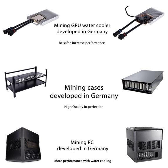 Alphacool mining solutions