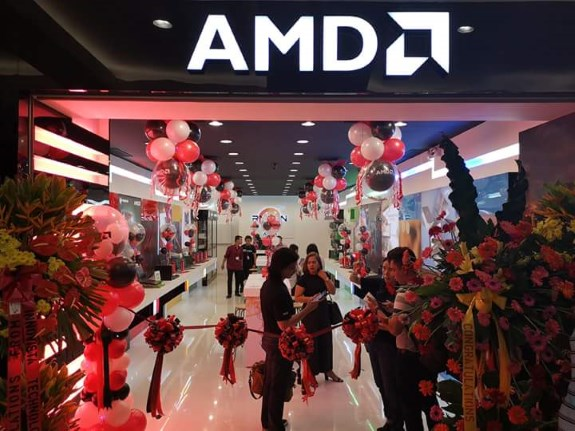 AMD Store in the Philippines