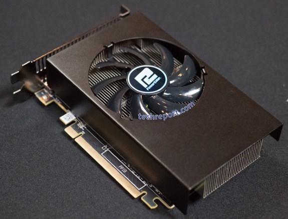 AMD Powercolor Vega nano