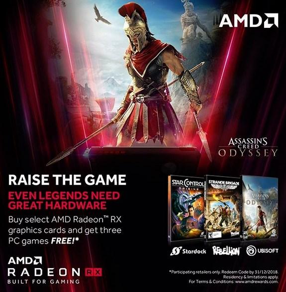 AMD Raise the Game