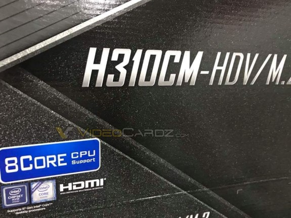 ASRock eight core cpu support