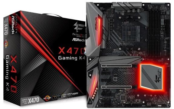 ASRock Fatal1ty X470 Gaming K4