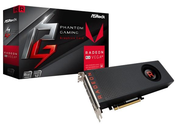 ASRock Radeon RX Vega 64