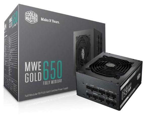 CM MWE Gold 650W