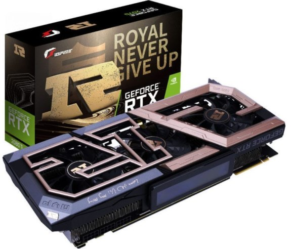 Coorful RNG RTX 2080