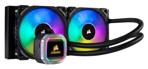 H100i and H115i RGB PLATINUM