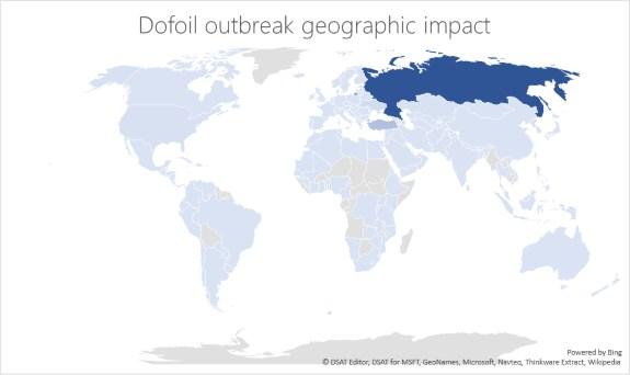 dofoil map
