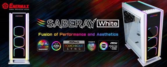 SABERAY White