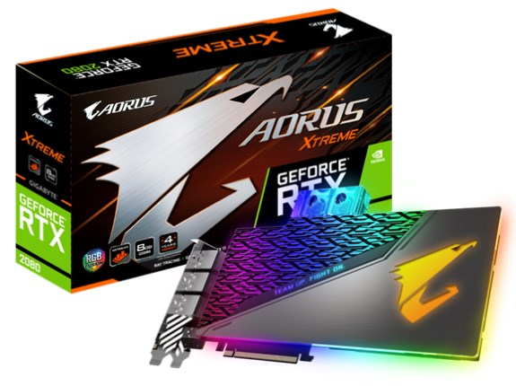 Gigabyte AORUS WaterForce RTX