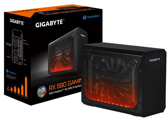 RX 580 Gaming Box