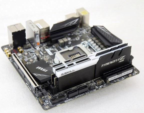 GSkill 5000MHz DDR4