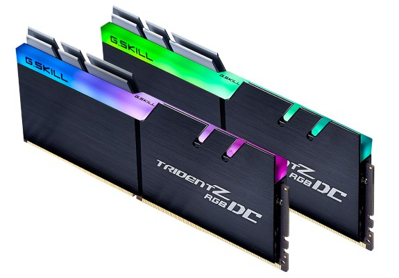 GSkil DDR4 Double Capacity