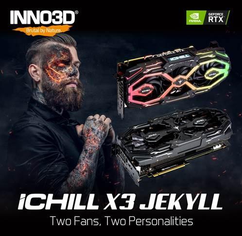 iCHILL X3 JEKYLL by INNO3D