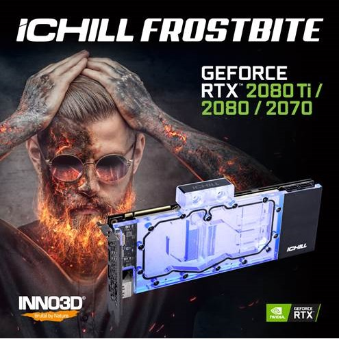 Inno3D RTX iChill Frostbite