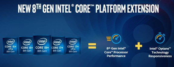 New Intel badges