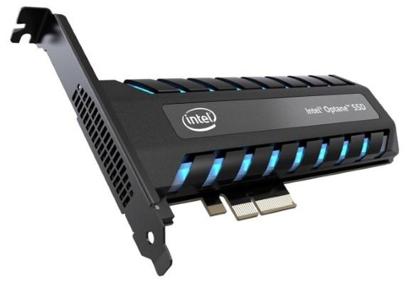 Intel Optane 905P SSDs