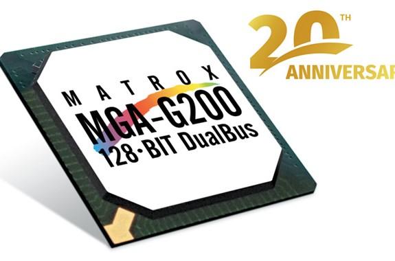 Matrox G200