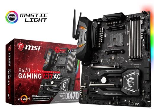 MSI X470