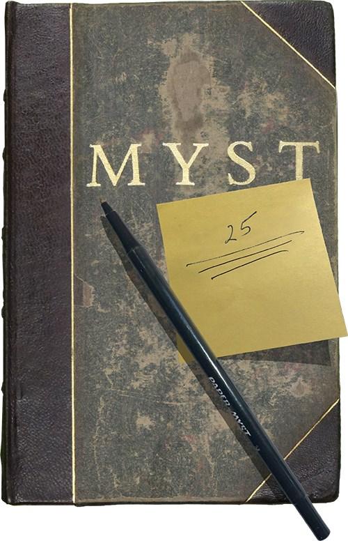 Myst game