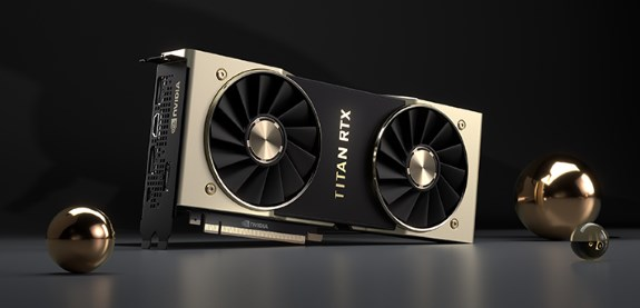 NVDA GeForce RTX TITAN