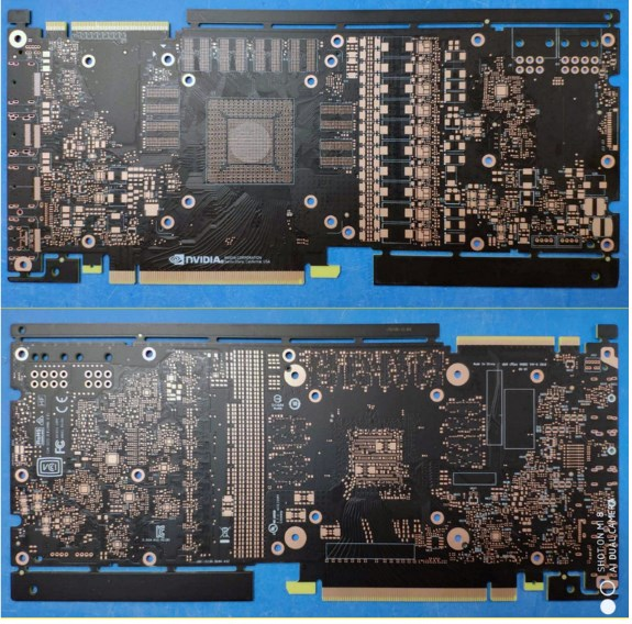 NVIDIA GTX 2080 reference PCB