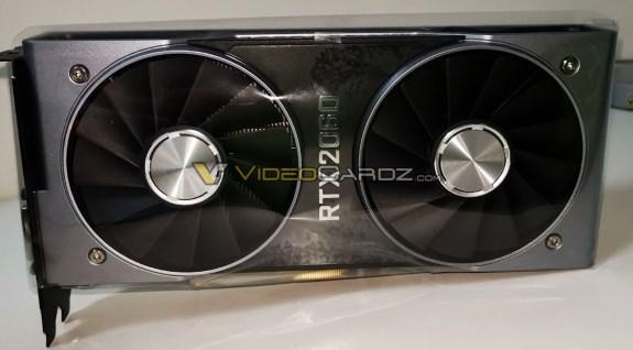 Zotac RTX 2060 FE