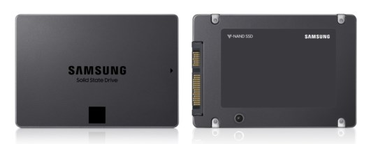 Samsung 4TB QLC SSD
