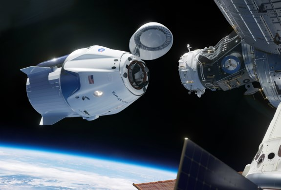 SpaceX Crewed Dragon