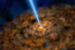 disk around black hole
