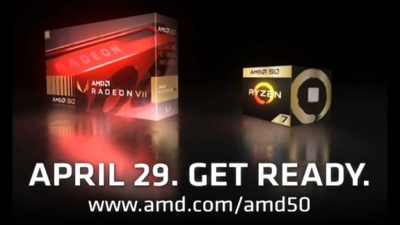 AMD celebrates 50 years