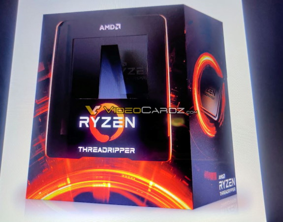 AMD Ryzen Threadripper new box art