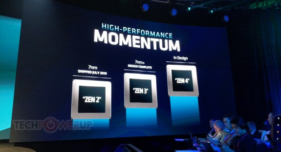 AMD Zen 3 is ready