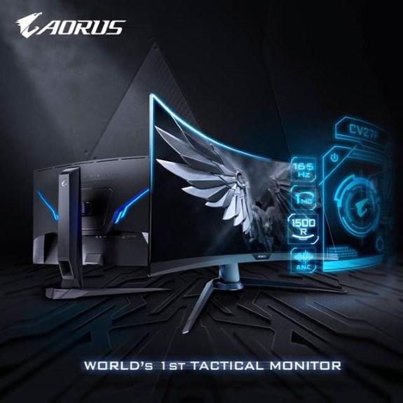 Aorus CV27F