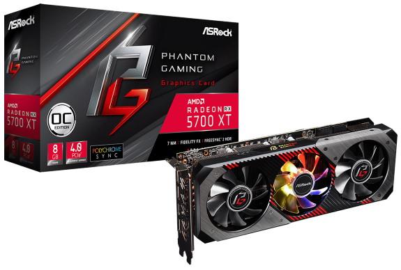 Radeon RX 5700 Phantom Gaming