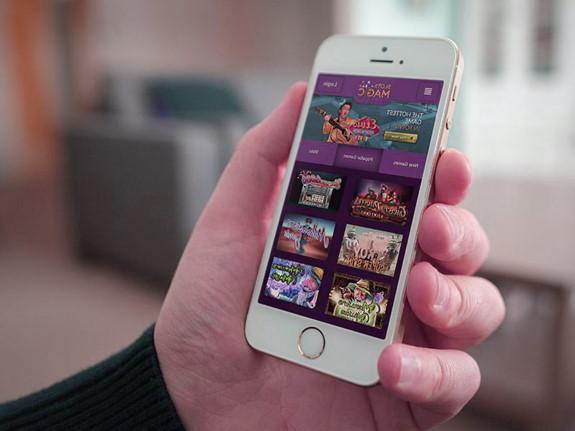 A casino app