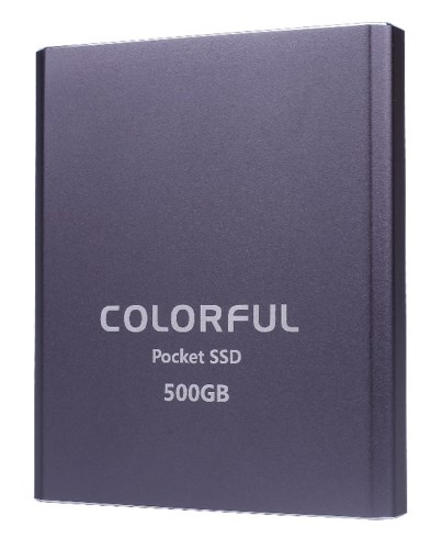 Pocket SSD Colorful