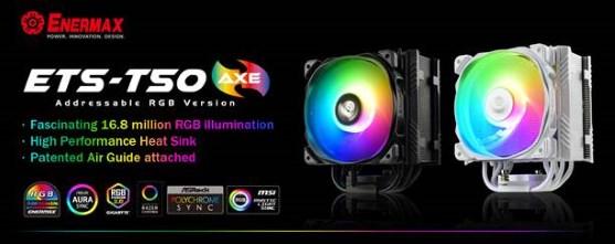ETS-T50 AXE ARGB version