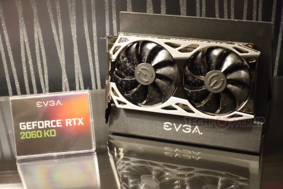 EVGA RTX 2060 ko