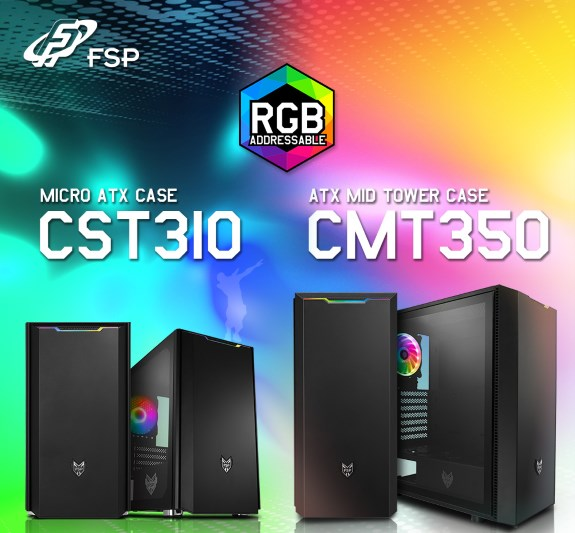 FSP CMT350 plus CST310 and CST311