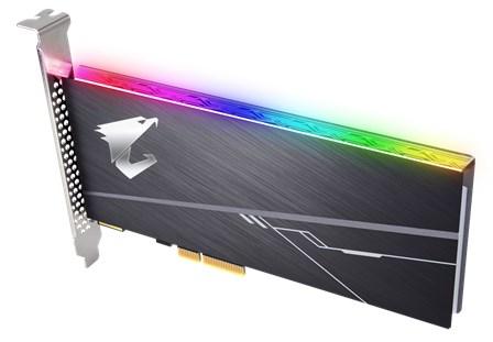 AORUS RGB AIC NVMe SSD