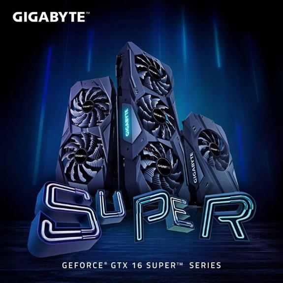 Gigabyte GTX 16 SUPER