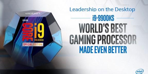 Intel Core i9 9900KS