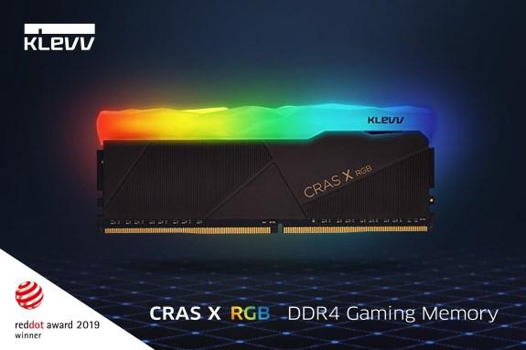 Klevv DDR4 RGB Cras X