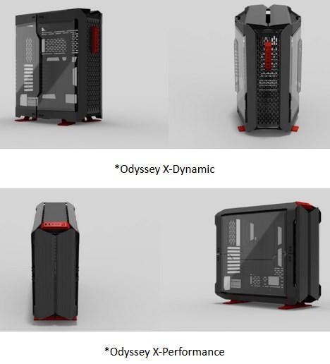 Lian li Odyssey cases