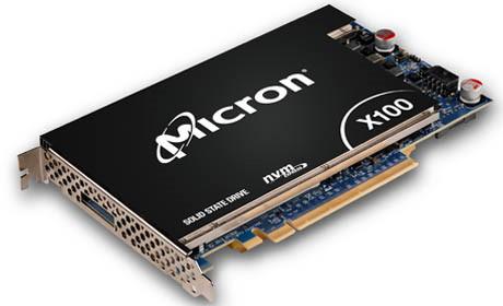 Micron X100