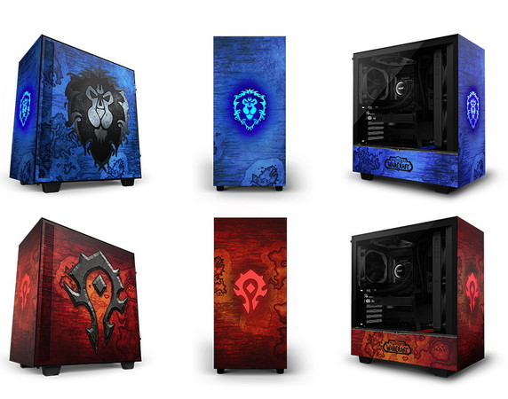 NZXT H510 WoW Edition