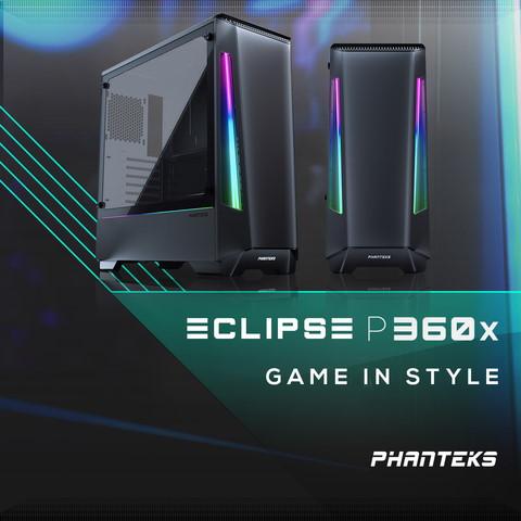 Phanteks Eclipse P360x