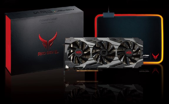 Powercolor Radeon Rx 5700 Red Devil And Red Dragon Series