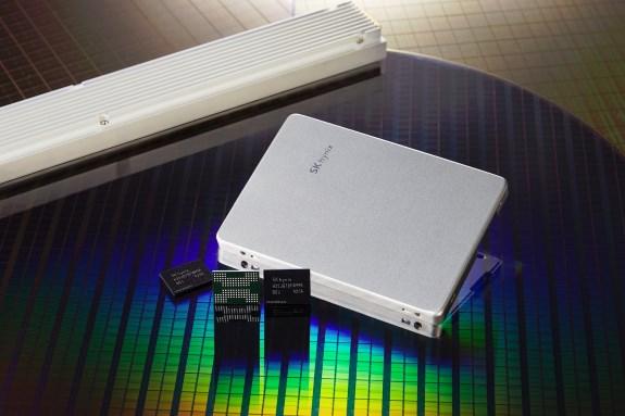 SK Hynix 128layer 4D NAND